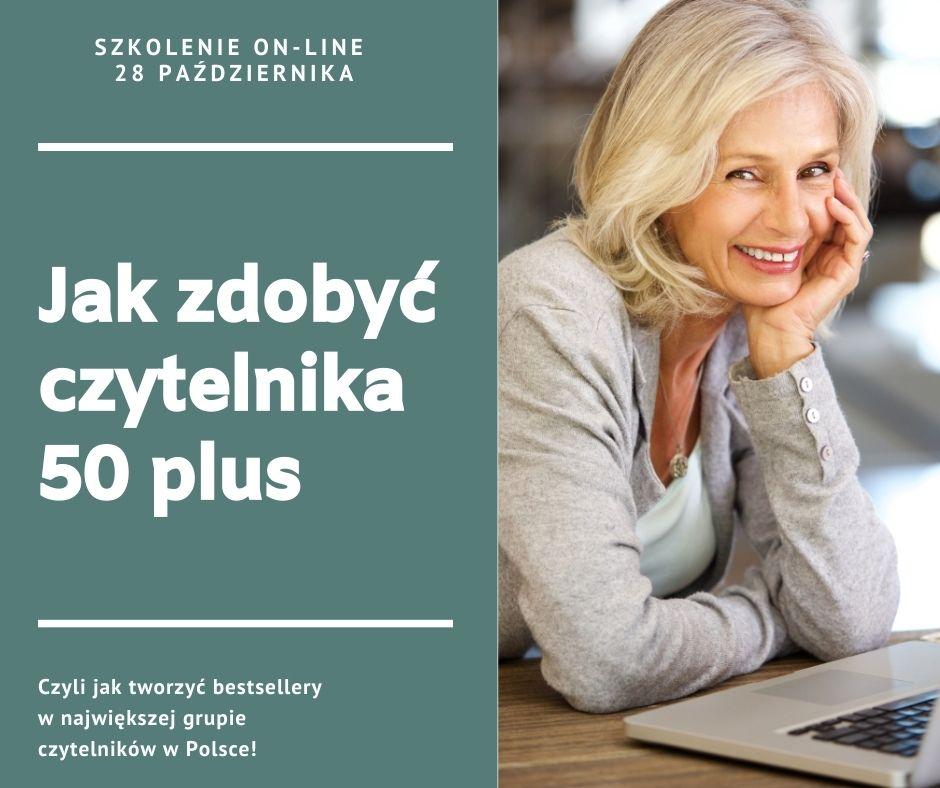 """Nie przegap """"silver tsunami"""" – jak osiągnąć sukces w największej grupie czytelników w Polsce"""